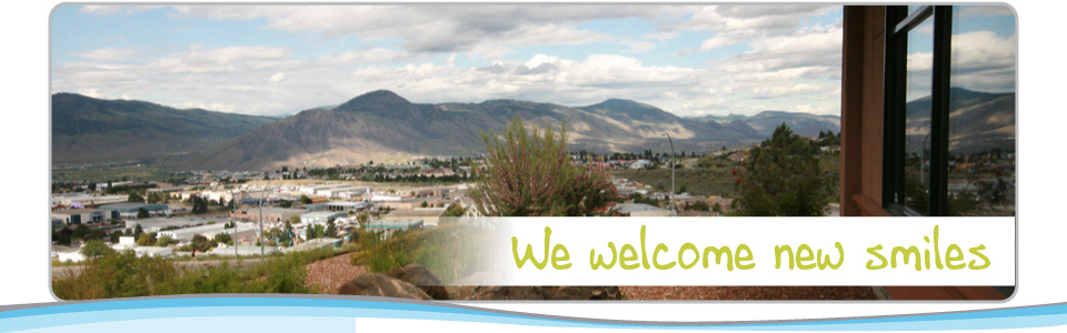 outside view | We welcome new smiles